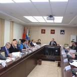 Единороссы и молодогвардейцы Сергиева Посада вошли в оргкомитет по подготовке 75-й годовщины Победы