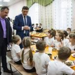 Вячеслав Логинов в рамках рабочего визита посетил Белогорск