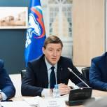 Турчак обозначил задачи «Единой России» по реализации Послания Президента в Уральском федеральном округе