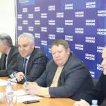 Панков: В Генсовет «Единой России» направлены документы для согласования кандидатуры Антонова