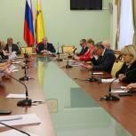 Областным депутатам рассказали о пресечении распространения снюсов