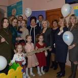 """Шатурские единороссы приняли участие в создании """"Доброй комнаты"""""""