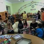 Яна Куприна посетила областной социально-реабилитационный центр в Кичкилейке