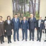 Делегация городского округа Кашира побывала на обращении губернатора Московской области в Доме Правительства