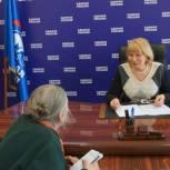 Для каждой проблемы, с которой обращаются граждане, мы ищем конкретное решение,-Ксения  Суханкина
