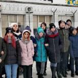 Абаканские сторонники партии организовали для детей с ОВЗ экскурсию на ТЭЦ