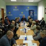 Партийцы Рязанского района обсудили Послание президента