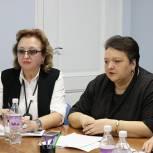 Елена Митина приняла участие в заседании президиума регионального политсовета