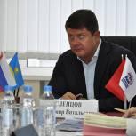 В Солнечногорске Владимир Слепцов провёл личный приём жителей