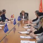 На партийном часе в Серпухове обсудили главные тезисы обращения губернатора Московской области