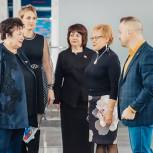 Депутат Госдумы Валентина Кабанова посетила с рабочим визитом Орехово-Зуевский университет