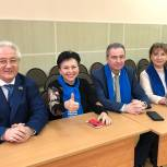 Одинцовские партийцы вошли в состав жюри молодежного конкурса