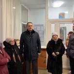 Единороссы контролируют ремонт королёвских подъездов