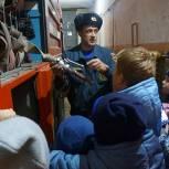 Учащиеся Искровской средней школы приняли участие в акции «Мой выбор»