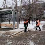 Подрядчики получили более 20 замечаний по итогам проверки уборки снега в Сормове