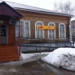В «Единой России» добились установки пандуса для лиц с ОВЗ в краеведческом музее Петровска