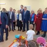 Детские ясли-сады «Белочка» и «Светлячок» открылись в Королёве