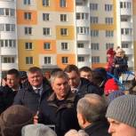 Панков: Володин предлагает стратегическое решение проблем Солнечного-2