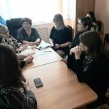 Петровчанам подробно рассказали о мерах социальной поддержки семей с детьми
