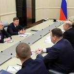 Мишустин обратился к «Единой России» с просьбой как можно быстрее принять поправки о выплате маткапитала