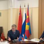 Заседание депутатского объединения (фракции) «Единая Россия» состоялось в Люберцах