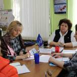 В Мурминском сельском поселении прошел выездной прием граждан