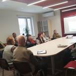 Партийцы организовали семинар по финансовой грамотности для жителей Академического района