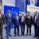 Виктор Бабурин: «Наша задача – обеспечить стабильное развитие в регионе»