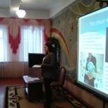Фурмановским ветеранам рассказали о безопасном интернете