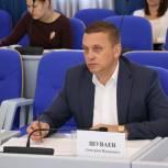 Дмитрий Шуваев назначен Руководителем Регионального исполнительного комитета Ставропольского регионального отделения Партии «ЕДИНАЯ РОССИЯ»