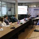 В Калуге объявили о старте кадрового проекта Партии «ПолитСтартап»
