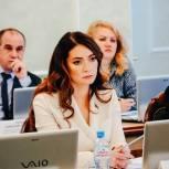 Ольга Швецова стала главой комитета по социальной политике