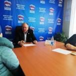 В местной приемной «Единой России» помогут труженице тыла из Питерки решить вопрос с выплатой компенсации на ЖКУ