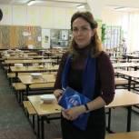 Наро-Фоминские партийцы провели мониторинг организации горячего питания в Алабинской школе