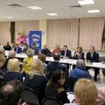 Переход на прямые договора и многое другое обсудили партийцы Реутова на форуме «Управдом»