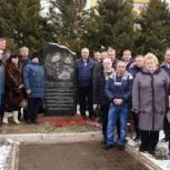 День памяти воинов-интернационалистов состоялся в Монастырщине