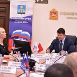 В Солнечногорске прошло заседание политсовета местного отделения партии «Единая Россия»