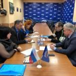 Единороссы завершают подготовку спортивного фестиваля «Километры здоровья»