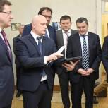 При поддержке «Единой России» в Самаре появится Музей почты