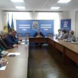 Константин Малиновский представит «Единую Россию» на выборах главы Столпянского сельского поселения
