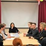 Саратовцы получили консультации по новым мерам соцподдержки семей с детьми