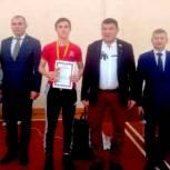 В Урмарском районе состоялся турнир по настольному теннису на призы депутата Юрия Зорина