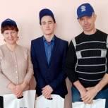 В преддверии Дня защитника Отечества в Троицком районе прошли спортивные соревнования при поддержке «Единой России»
