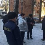 Сергиево-посадские депутаты-единороссы провели выездное совещание совместно с Госамтехнадзором