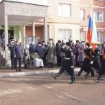 В Уфе Ильдар Бикбаев поздравил ветеранов с Днем защитника Отечества