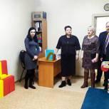 Депутат Госдумы посетила Скопинский комплексный центр социального обслуживания населения