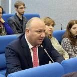 Партийцы Надыма приняли участие в слушаньях о преобразования муниципальных образований
