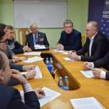 В Волгограде начал работу Оргкомитет по проведению предварительного голосования «Единой России»