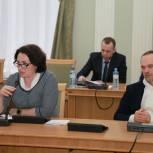 Депутаты Рязанской гордумы задали вопросы правоохранителям