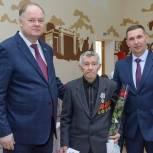 Вадим Супиков вручил юбилейные медали ветеранам
